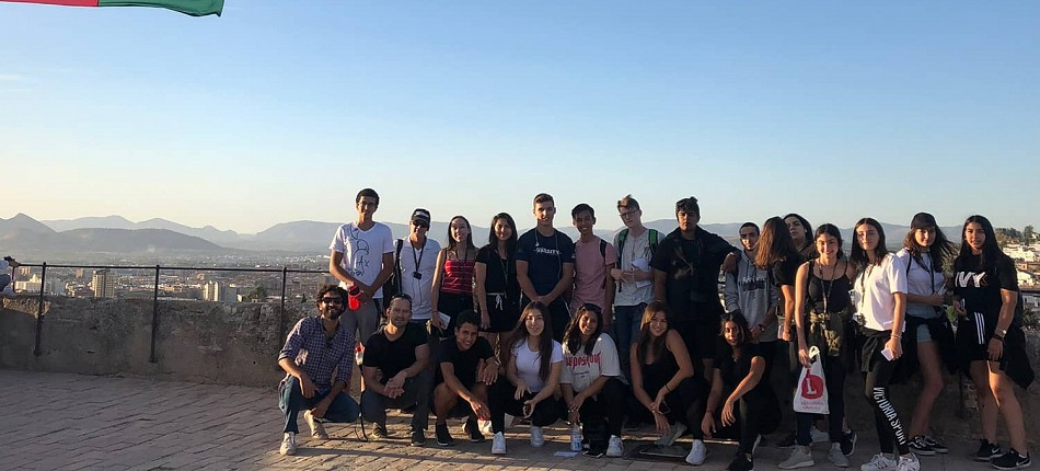 Alumni Organises Week Without Walls Trip in Spain - Hassan Sadek '01